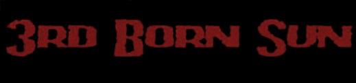 3rd Born Sun - Logo