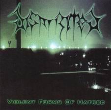 Dispirited - Violent Forms of Hatred