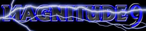 Magnitude 9 - Logo