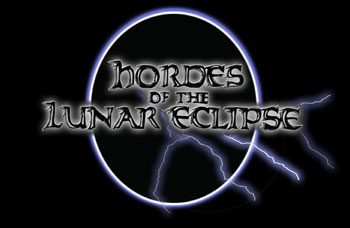 Hordes of the Lunar Eclipse - Logo
