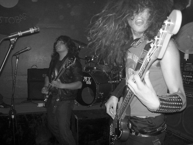 Trueno - Photo