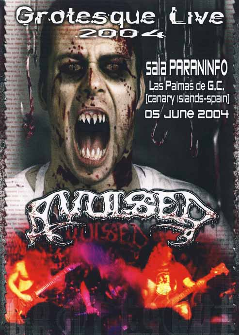 Avulsed - Grotesque Live 2004