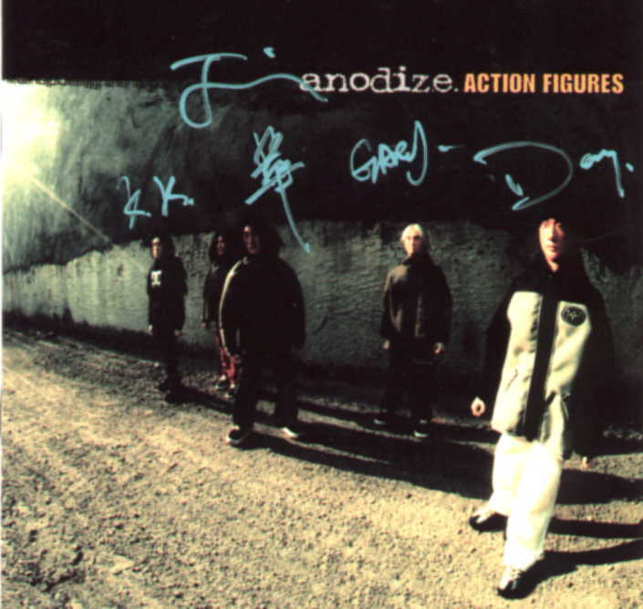 Anodize - Action Figures