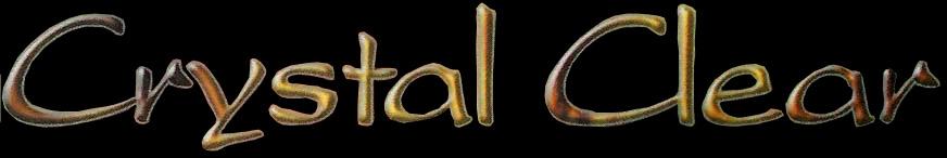 Crystal Clear - Logo