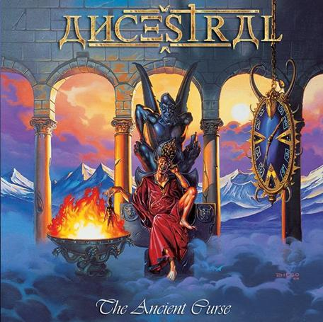 Ancestral — The Ancient Curse (2007)