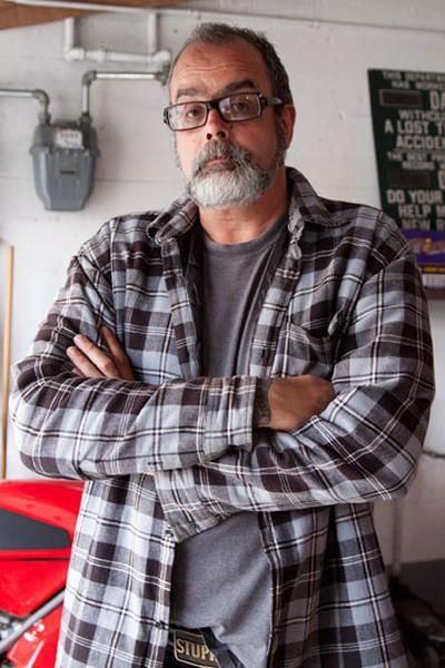 Frank Kozik