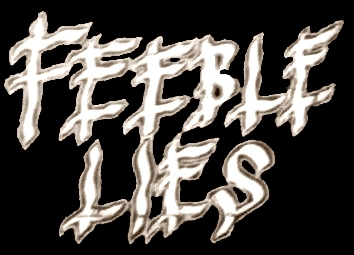 Feeble Lies - Logo