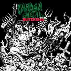 Death Thrashers Kuopio / Hangman / Witchtrap / Bloodthirst - Thrash Metal Blitzkrieg Vol. II