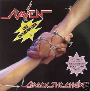 Raven - Break the Chain