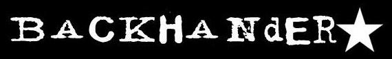 Backhander - Logo