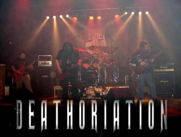 Deathoriation - Photo