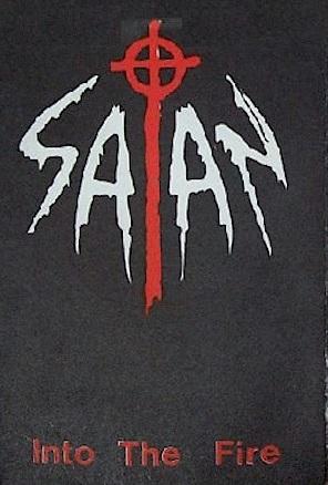Satan - Into the Fire