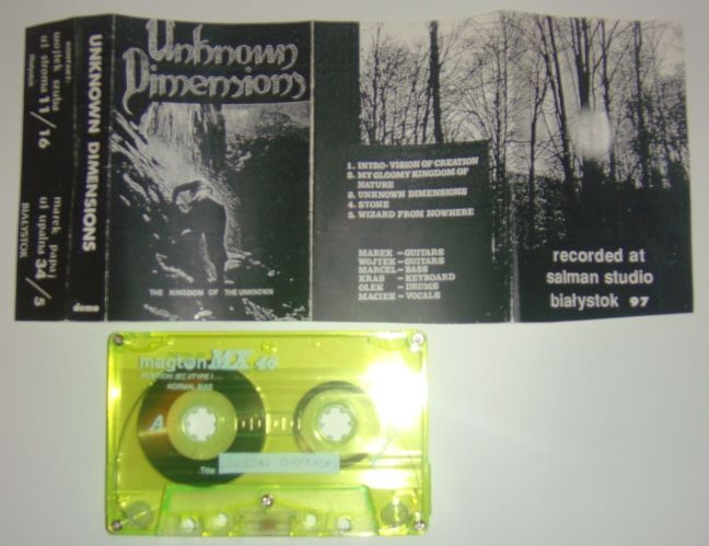 Unknown Dimensions - The Kingdom of the Unknown