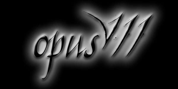 Opus VII - Logo