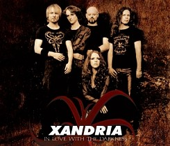 Xandria - In Love with the Darkness