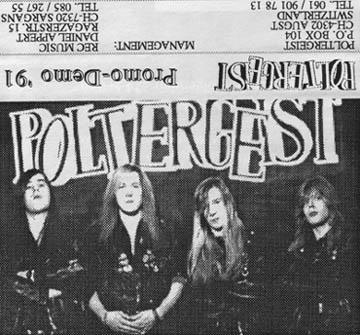 Poltergeist - Promo-Demo '91