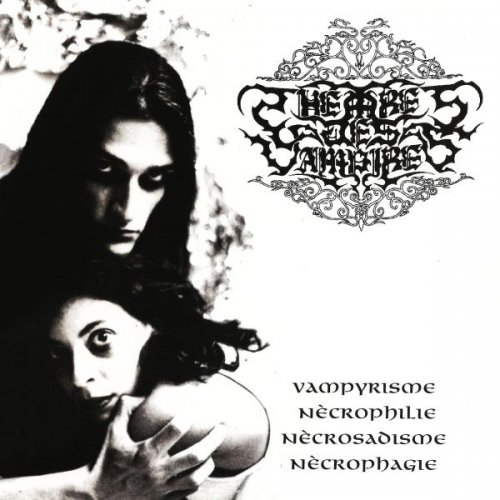 Vampyrìsme, Nècrophilie, Nècrosadisme, Nècrophagie cover (Click to see larger picture)