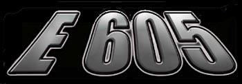 E 605 - Logo