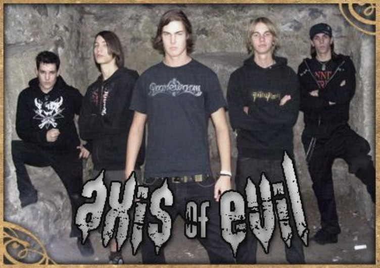 Axis of Evil - Photo