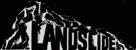 Landslide - Logo