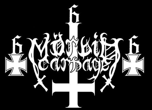 Mörbid Carnage - Logo