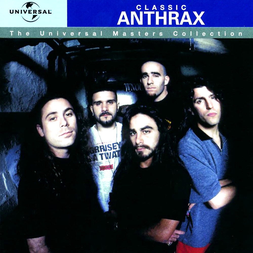 Anthrax - The Universal Masters Collection