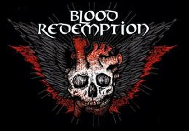 Blood Redemption - Logo