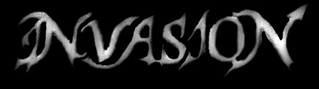 Invasion - Logo