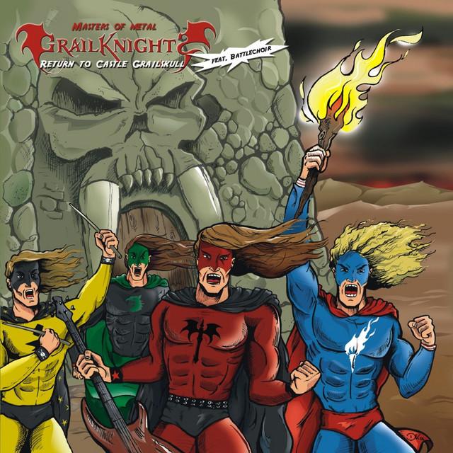 Grailknights - Return to Castle Grailskull