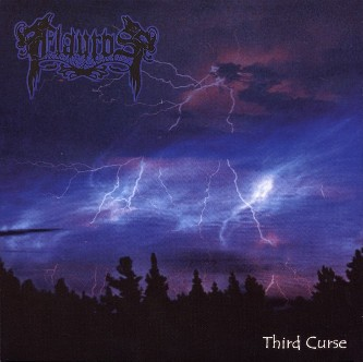 Third Curse cover (Click to see larger picture)