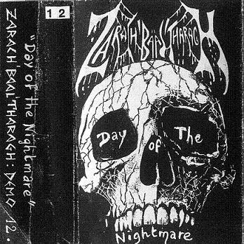 Zarach 'Baal' Tharagh - Demo 12 - Day of the Nightmare