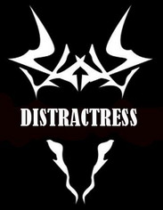 Distractress - Logo