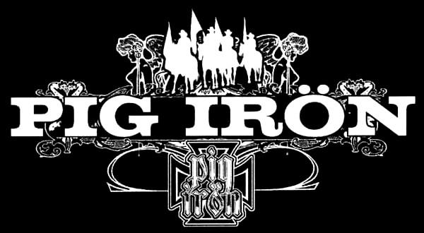 Pig Irön - Logo