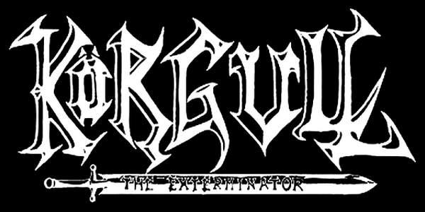 Körgull the Exterminator - Logo
