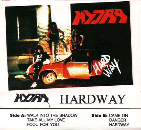 Hydra - Hard Way
