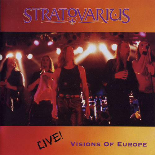 Stratovarius - Visions of Europe