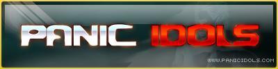 Panic Idols - Logo