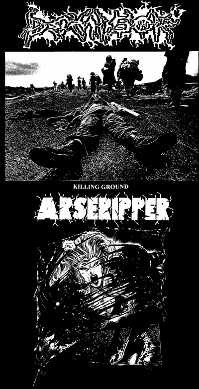 Demisor - Killing Ground / Arseripper