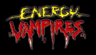 Energy Vampires - Logo