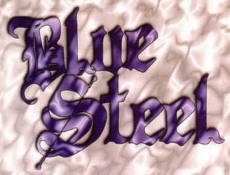 Blue Steel - Logo
