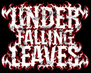 Under Falling Leaves - Logo