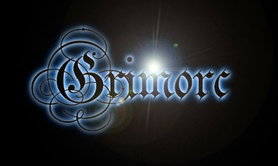 Grimorc - Logo