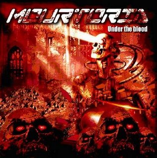 Mourtoria - Under the Blood