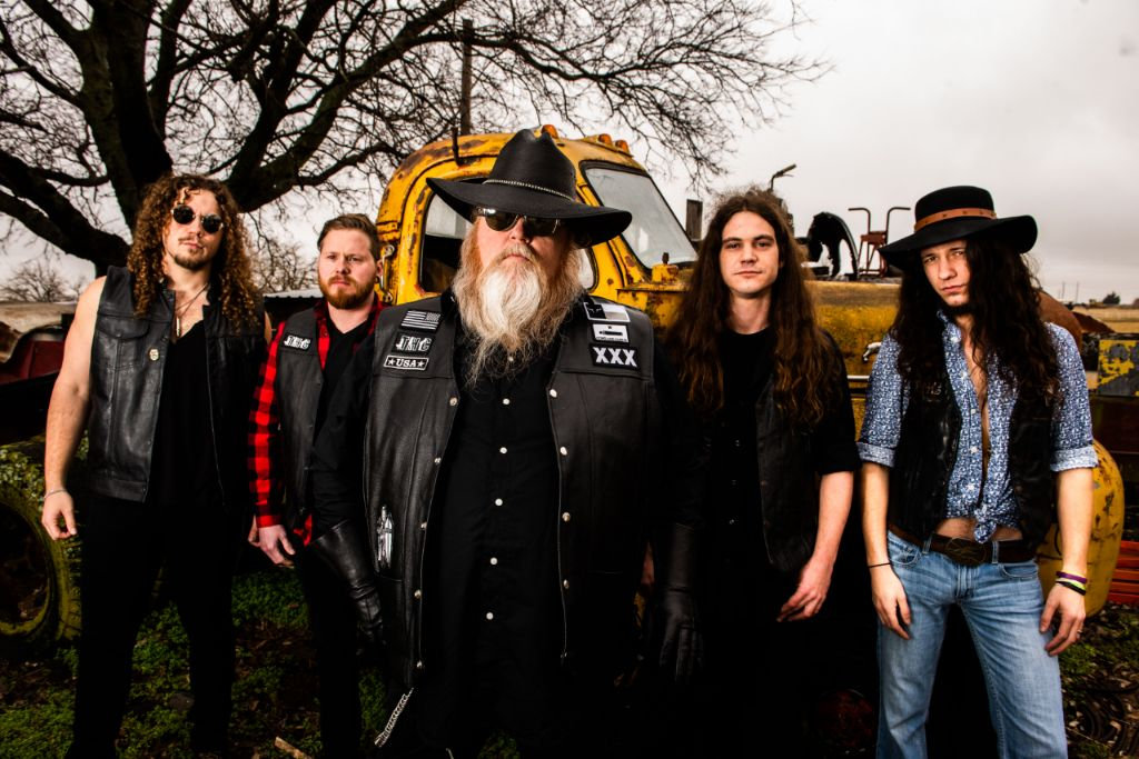 Texas Hippie Coalition - Photo