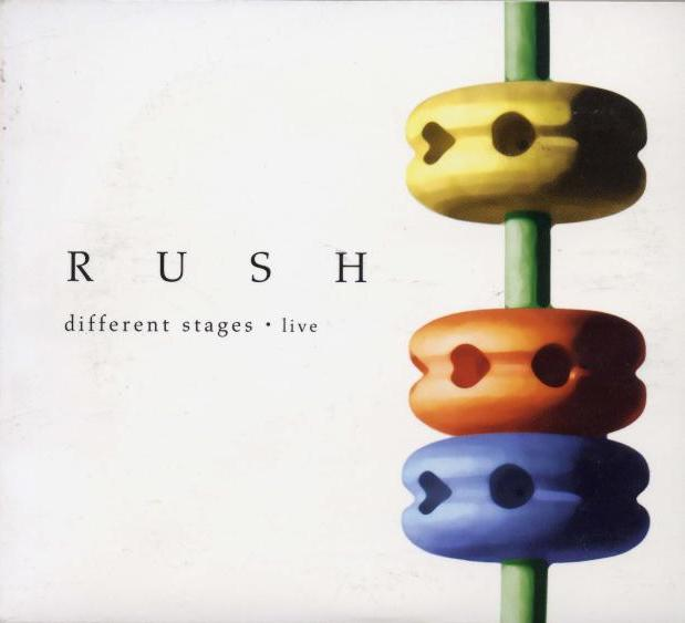 Rush - Different Stages * Live