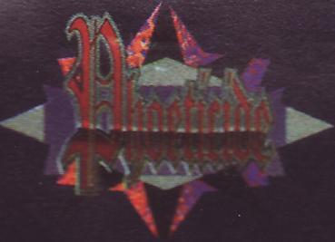 Phoeticide - Logo