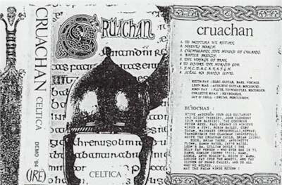 Cruachan - Celtica