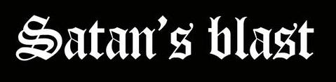 Satan's Blast - Logo