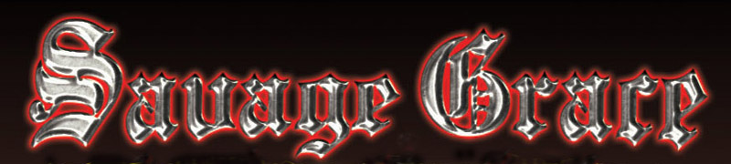 Savage Grace - Logo