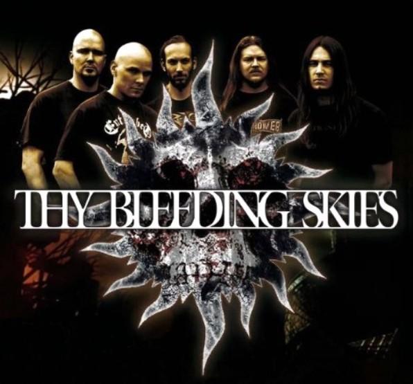 Thy Bleeding Skies - Photo
